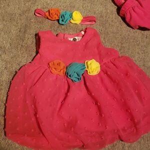 PL kids infant dress